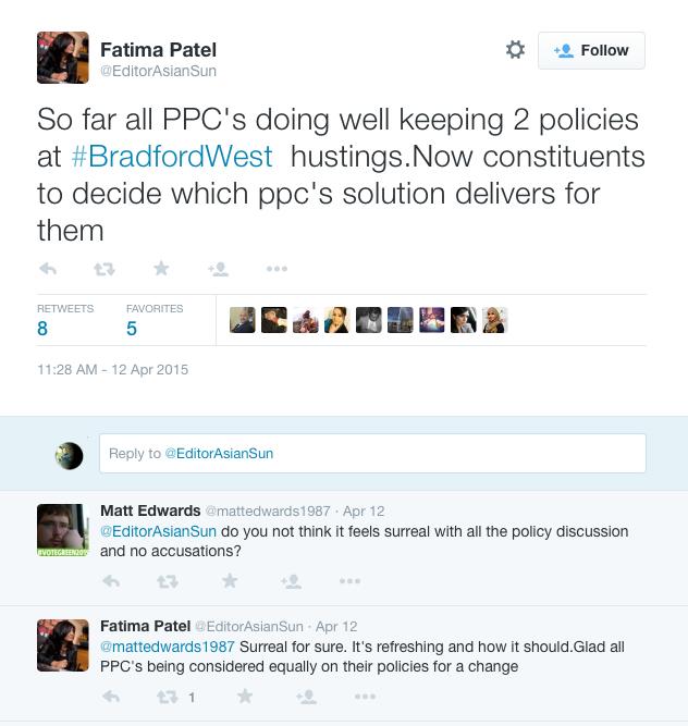 Fatima Patel policy J